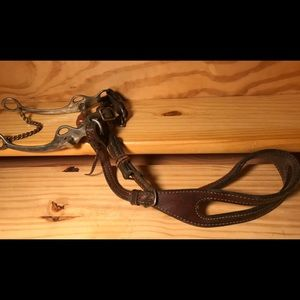 Horse Bridle brown leather